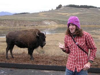 Ben_meets_mr_buffalo